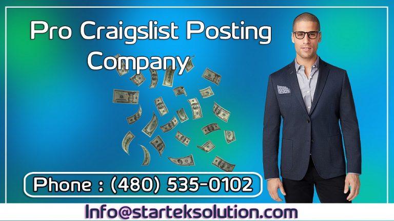 Cheap-Craigslist-Posting-Service-Startek-Solution