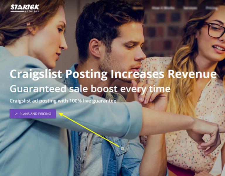 Craigslist-Ad-Posting-Service