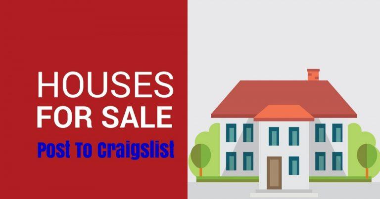 Craigslist Housing Ad Posting Service