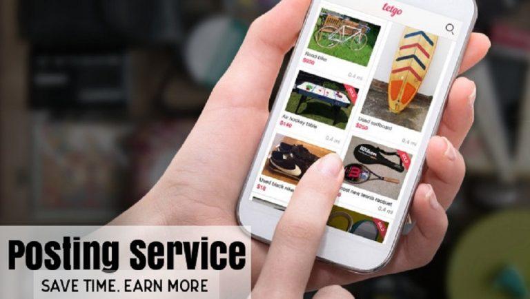 Letgo Posting Service